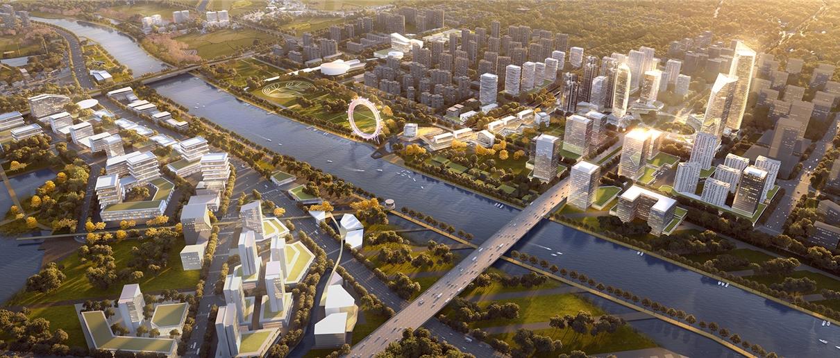 中国(南沙)时尚珠宝科创文旅新城